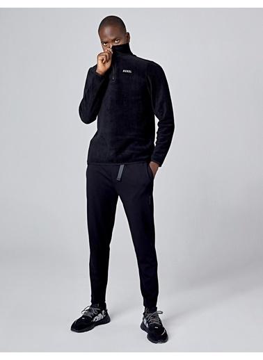 Huxel Sweatshirt Siyah